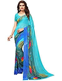 [Sponsored]sarees Below 500 Rupees Georgette E Sarees Below 500 Rupees Georgette Sarees Below 500 Rupees Sarees For Women... - B07DK92R1R