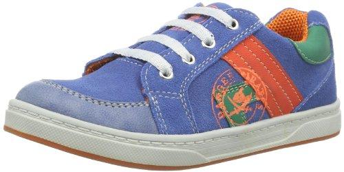 Capt'n Sharky 430581 Jungen Sneaker Blau (blau 5)