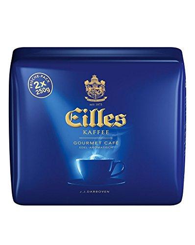 EILLES KAFFEE Gourmet Café 2 x 250 g gemahlen