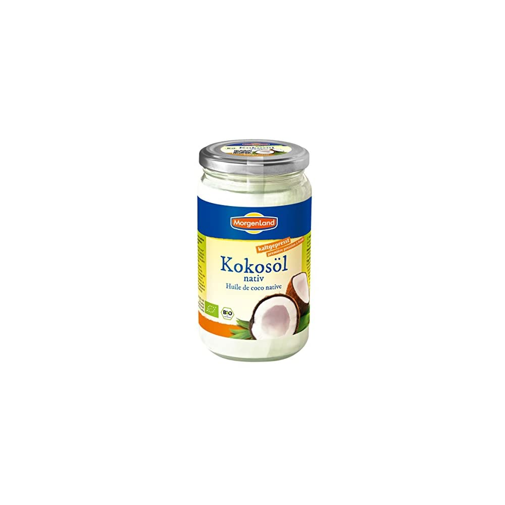 Morgenland Bio Kokosl Nativ 1er Pack 1 X 950 Ml