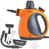 VonHaus Multi-Purpose Handheld Steam Cleaner | Corded Lightweight Steamer for Upholstery, Wallpaper, Tiles