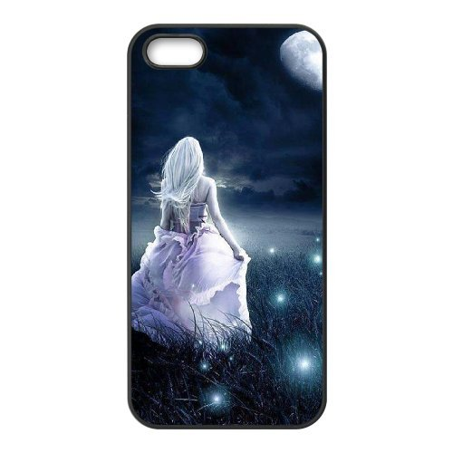 LP-LG Phone Case Of Night Fairy For iPhone 5,5S [Pattern-6] Pattern-2