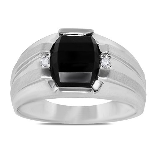 01ct-with-onyx-mens-ring-with-jback-in-10k-white-gold-by-nissoni-jewelry