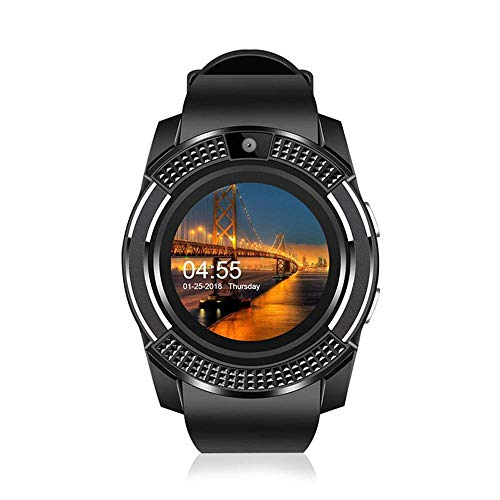 KOBWA Smart Watch,V8 Bluetooth Sport Fitness Tracker