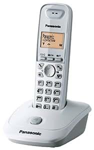 Panasonic KX-TG2511FRW Téléphone sans fil DECT Mains-libres