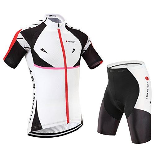 tiposet-taglies-corta-rapido-corti-fast-cool-prestazioni-moda-cycling-pants-set-maglietta-della-gile