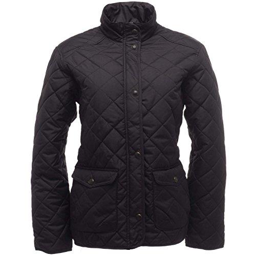 regatta-womens-tarah-jacket-black-size-14