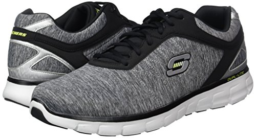 411PeAi0KtL - Skechers SynergyInstant Reaction, Men's Trainers