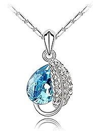 Avarta Glamour Fashion Jewellery Swarovski Element Pendant for Girls and Women