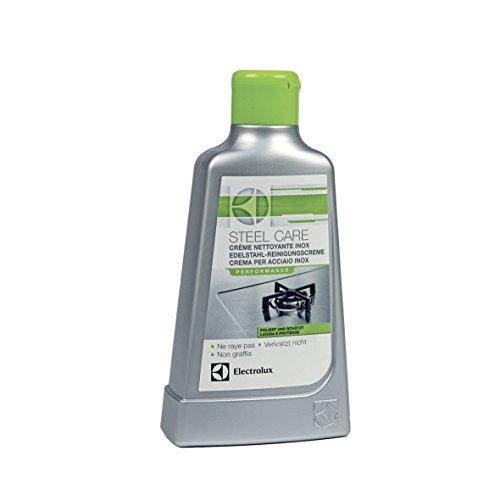 Electrolux AEG 902979265 9029792653 ORIGINAL Reiniger 250ml Pflege Schutz Edelstahl Edelstahloberfläche Edelstahlreiniger auch - Kühlschrank-edelstahl-reiniger