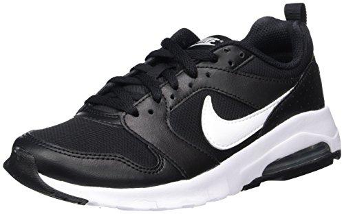 Nike Jungen 869954-001 Turnschuhe, Schwarz (Black/White), 38 EU
