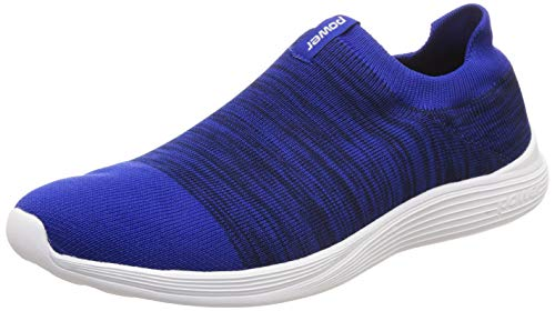 Power Men's Glide Nimble Blue and Navy Running Shoes-9 UK (43 EU) (8089192)