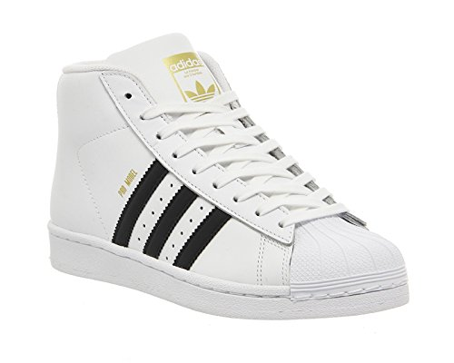 adidas Pro Model, Chaussures Montantes Homme ftwr white/core black/ftwr white
