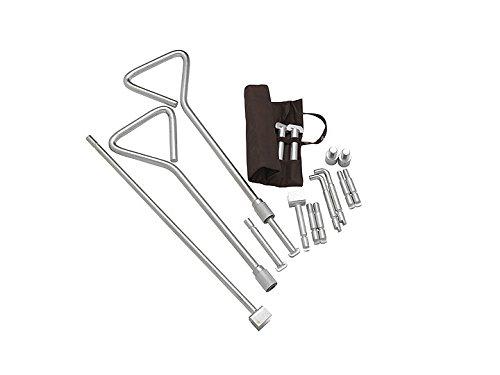Universal Schachtdeckel Lifting Key Kit -