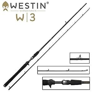 "Westin w3 twitching t - 6 '8 ""m 2.07 m/puissance 7–28 g"