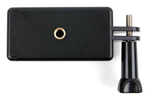 DURAGADGET-Adaptador-de-Smartphone-Acer-Liquid-Zest-Plus-Asus-ZenFone-2-Deluxe-Special-Edition-Gionee-S8-para-accesorios-de-GoPro-y-cmaras-deportivas