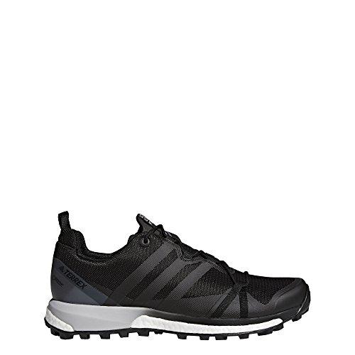 Preisvergleich Produktbild adidas outdoor Mens Terrex Agravic GTX Shoe (10.5 - Black / Black / White)