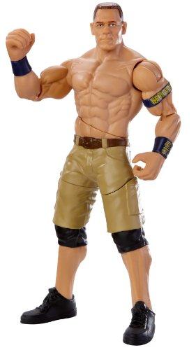 WWE Super Strikers John Cena Figur [UK Import]