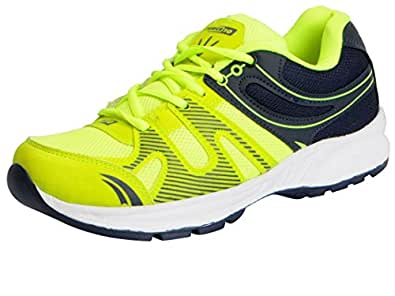 Force 10 (from Liberty) Men's Green Synthetic Sports Shoes -7 UK