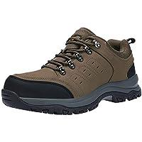 Zapatos de Trabajo de Senderismo al Aire Libre Zapatos de Escalada Zapatillas de montaña Ideal para Deportes Caminar Caza atlético Adecuado para de Hombres