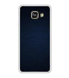 Blue Pattern 2D Hard Polycarbonate Designer Back Case Cover for Samsung Galaxy A7 (2016) :: Samsung Galaxy A7 2016 Duos :: Samsung Galaxy A7 2016 A710F A710M A710FD A7100 A710Y :: Samsung Galaxy A7 A710 2016 Edition
