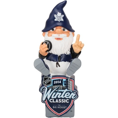 FOCO NHL Toronto Maple Leafs 2014Winter Classic sitzend auf Logo GNOME, blau
