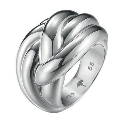 Joop SILHOUETTE Ring Silber RG 59 JPRG90663A590