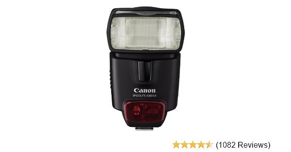 Canon Speedlite 430EX III-RT Luce Flash Shoe Mount Wireless Nero Nuova Vendita UK
