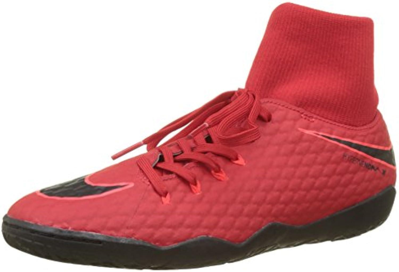 Nike Hypervenomx Phelon 3 DF IC, Botas de Fútbol para Hombre