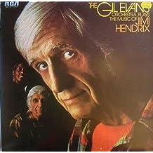 THE GIL EVANS ORCHESTRA Plays The Music Of JIMI HENDRIX - Vinyl Schallplatte - Reissue