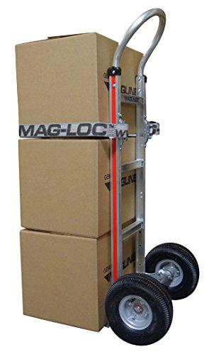 magliner hm-111ua1060 m brouette paquetería roues pneumatiques, 4 couches, anse anse, l'endiguement Mag Loc