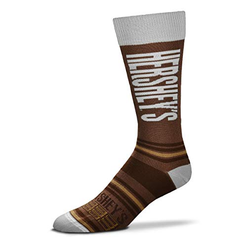 For Bare Feet Unisex Fbf Originals Hershey Socken, gestreift, Einheitsgröße