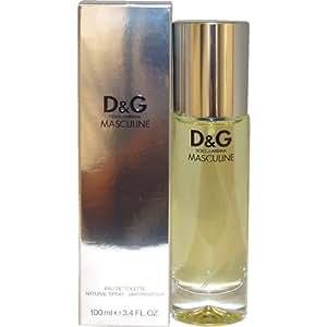 Dolce and Gabbana Masculine Eau de Toilette - 100 ml