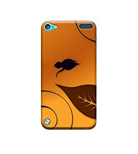 Ebby Premium 3d Desinger Printed Back Case Cover For Apple iPod Touch 5 (Premium Desinger Case)