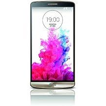"""LG G3 - Smartphone libre Android (pantalla 5.5"""", cámara 13 Mp, 16 GB, Quad-Core 2.5 GHz, 2 GB RAM), dorado (importado)"""
