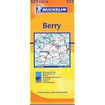 Carte routière : Cher - Indre, N° 11323