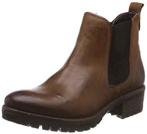 Black 264 547, Chelsea Boots Femme