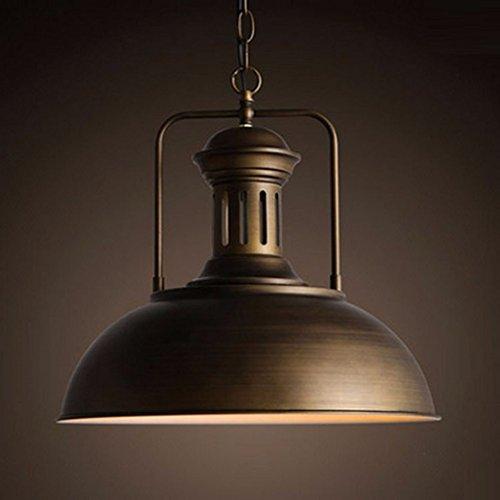 OLQMY-Sala da pranzo lampadario creativo retrò-Nordic ferro