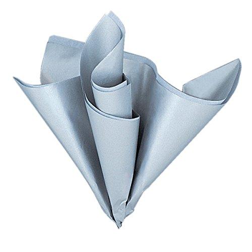 Silber Fancy Dress Ideen - Unique Party Supplies Seitenpapier-Bögen,