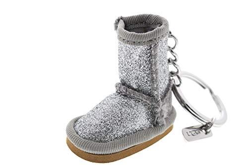 UGG Schlüsselanhänger - Glitter Boot 1104394 - Silver, Größe:One Size