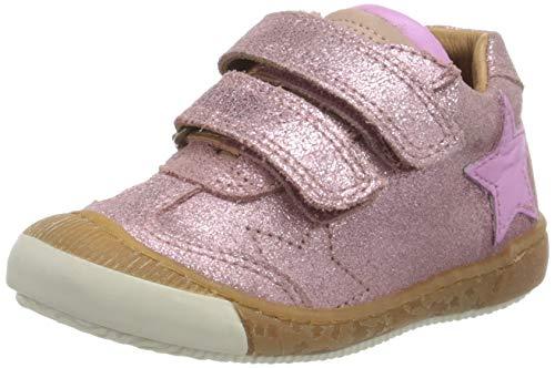 Bisgaard Mädchen Jenna Sneaker, Pink (Pink 1802), 27 EU
