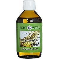 Preisvergleich für Echt Vital Kolloidales Gold 8 ppm - 1 Flasche mit 250 ml - Reinst-Gold (Reinheitsstufe 99,99%)