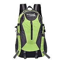 Shumo 40L Professional Outdoor Camping Hiking Cycling Bags Waterproof Nylon Mountain Climbing Backpack Men Women Breathable Sport Bags Mountain Climbing Package
