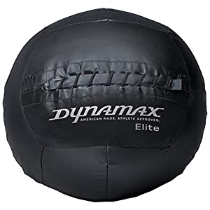 Dynamax Medizinball Elite Ball, Schwarz, 4 kg, tf00373