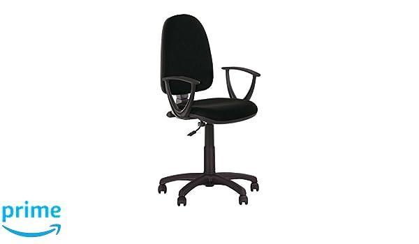 Sedia ergonomica prestige ii da ufficio con schienale