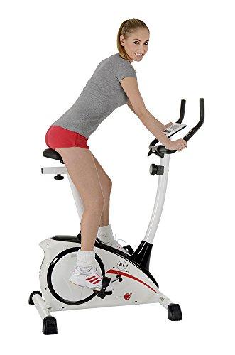 Christopeit Heimtrainer AL 1 Ergometer Fahrrad Bild 3*