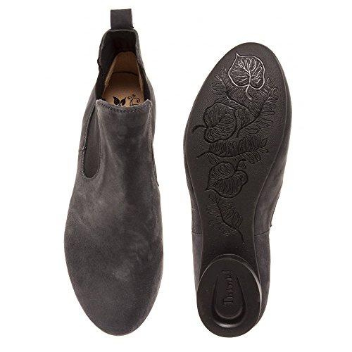 Think Guad 87295-20 Damen Boots & Stiefeletten in Mittel Grau