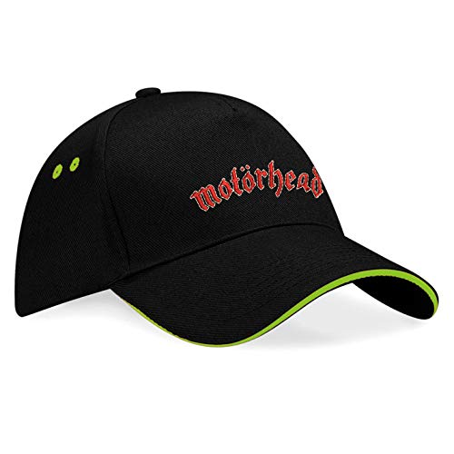 Motörhead Punk, Hard Rock, Rock 'n' Roll und Blues Rock Band...