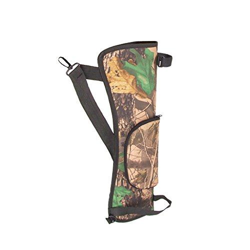 Bogenschießen Köcher Pfeil Halter Bogen Portable Rückseite Taille Hängende Schnalle Tasche Camo