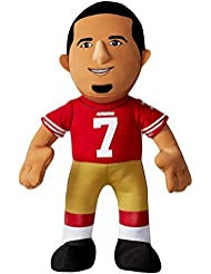 NFL San Francisco 49ers Colin Kaepernick Player Plush Doll, 6.5-Inch x 3.5-Inch x 10-Inch, Red